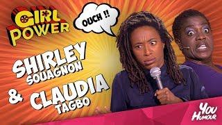 GIRL POWER  ep 1 avec Claudia TAGBO et Shirley SOUAGNON