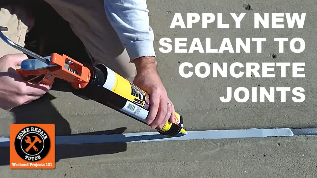 Image Result For Concrete Repair Caulk