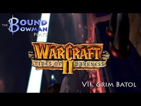 Let's Play Warcraft II: Tides of Darkness - Mission VII. Grim Batol