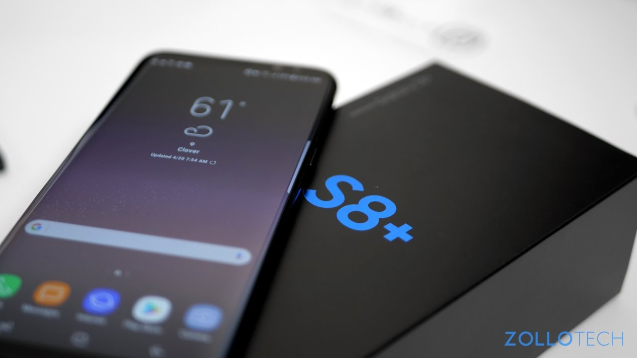 Samsung Galaxy S8 - Full phone specifications