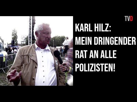 Karl Hilz: Verhalten der Polizei in Konstanz geht gar nicht!