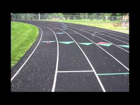 Track Markings - YouTube