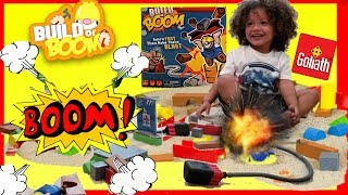 Baixar Build or Boom | Goliath Games | How to play Build or Boom! |JJ's Play World