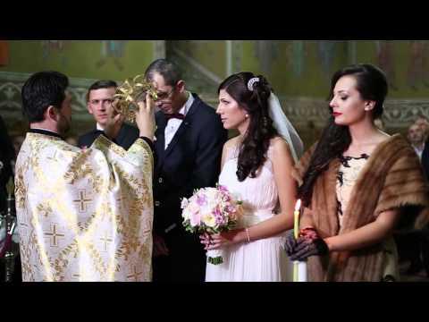27 Septembrie 2014 Nuntă Anca și Ciprian Crețu