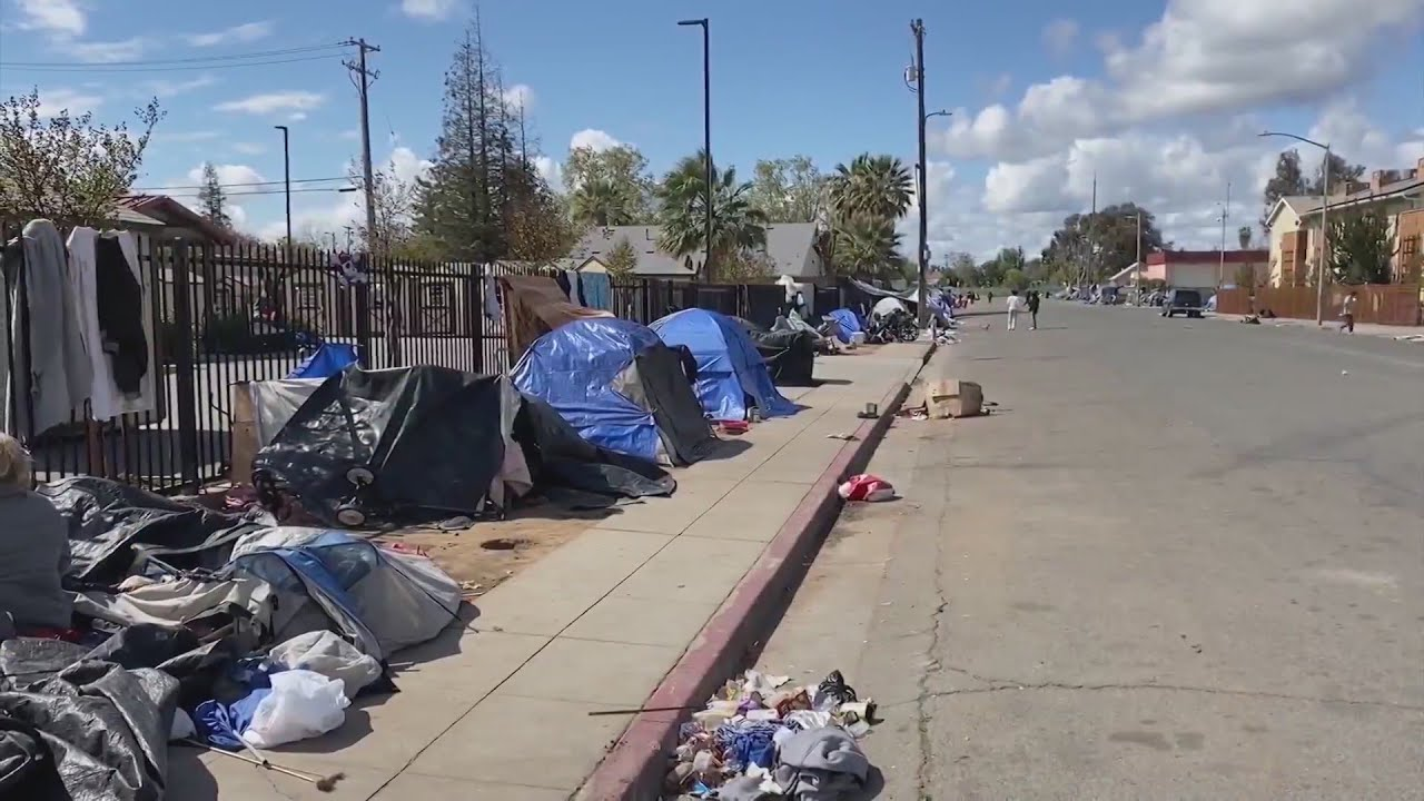 Tenants rights group proposing solution to homelessness in Fresno