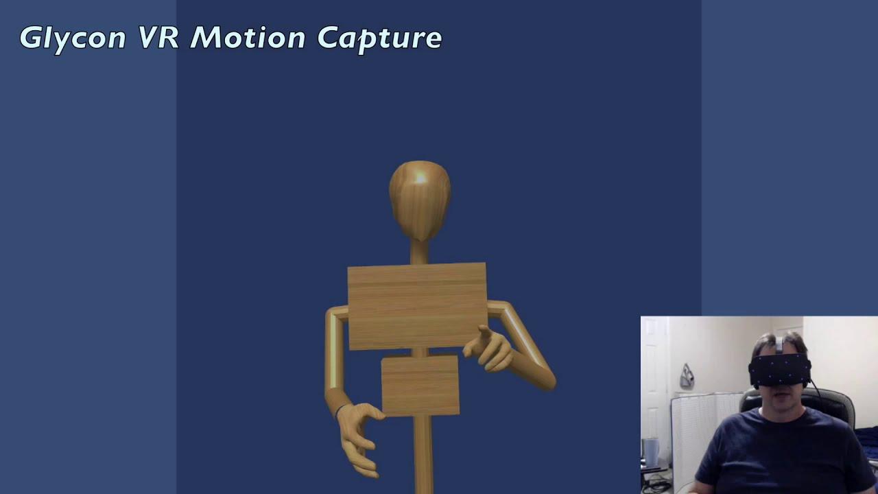 Glycon – VR Motion Capture – Liberty3D com