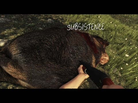 Subsistence - ep23 - This bear has to go