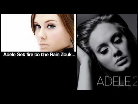 Adele Set fire to the Rain Zouk RMX DjRo!!!