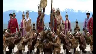 Sayan Ensemble The Turkic People TyvaTuva