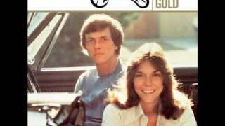Watch Carpenters Goodbye To Love video