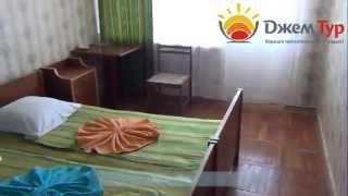 jamtour.org Дом отдыха Солнечный (Гагра, Абхазия) блок 2+3(Дом отдыха «Солнечный» полностью оправдывает свое название: он расположен на прекрасном теплом побережье..., 2014-05-07T02:48:55.000Z)