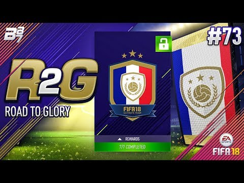 ROAD TO GLORY! SECOND ICON UNLOCKED! #73 | FIFA 18 ULTIMATE TEAM