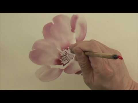 chinese-painting-lesson-camellia-7