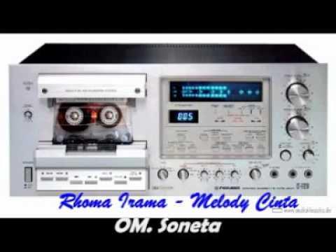 [ OM SONETA ] Rhoma Irama  -  Melody Cinta  1