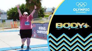 Meet Ragen Chastain the heaviest woman to ever complete a marathon | Body+