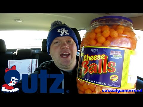 Reed s UTZ Cheese Balls