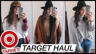 FALL TARGET HAUL - Beauty & Fashion | I'M SHOOK.