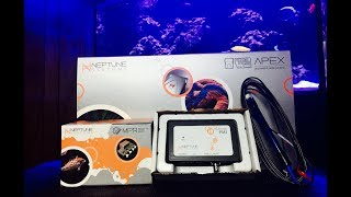 SCA 120 Gallon Reef | Ep.15 | 2016 Neptune Apex : Install & First Thoughts