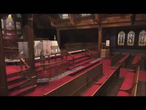 Proposed Altar Rail & Organ changes - All Saints-by-the-Sea, May 2014