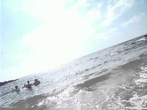 Hawaii 1st official Beach time