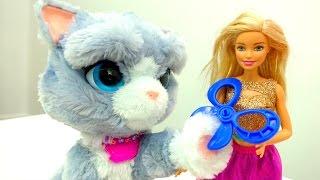 Салон красоты Барби - Принцесса София и Бутси