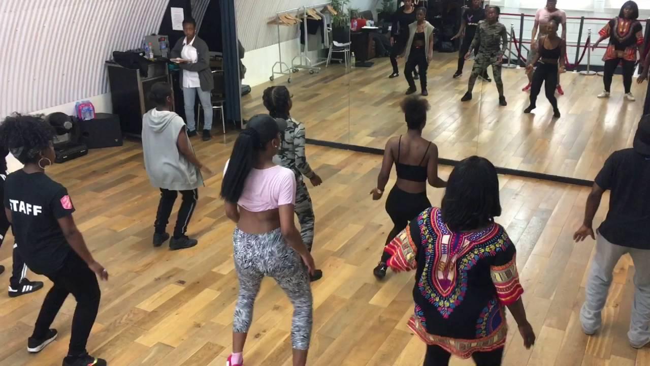 Afri'Fusion Intensive 16 - Wk1 || @Initiativedkf (CeeCee Coco)