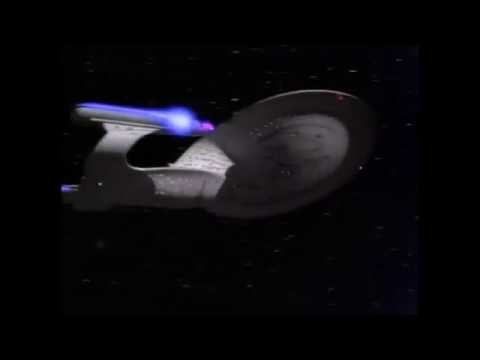 STAR TREK THE NEXT GENERATION WARP 9
