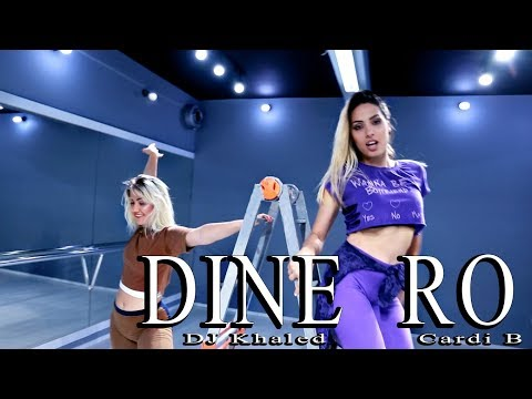 Jennifer Lopez - Dinero ft  DJ Khaled, Cardi B - Dance Cover