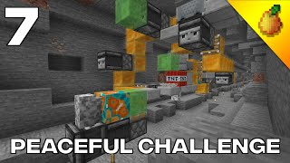 Peaceful Challenge #7: The Honey Tunnel Bore Works!