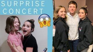 Gambar cover Surprised Annie w/ Alec Benjamin tickets! 😀🎤|| Jayden Bartels