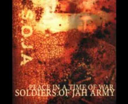 SOJA - Non Partial Non Political - Peace In A Time Of War