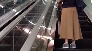 羽田空港第1ターミナルから第2ターミナルへ徒歩移動