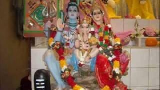 Om Namah Shivay.  Mantra Shakti 2. Shiv Amritvani, Sanskrit Stotaas with Bengali translation.