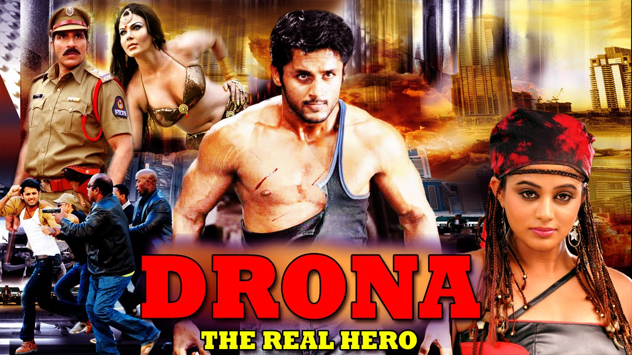 Drona The Real Hero 2015 Dubbed Hindi Movies 2015 Full Movie
