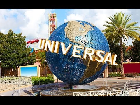 Orlando Florida Universal Studios with Krum and some of the Weasley Family