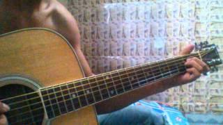 Con yêu mẹ guitar
