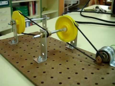 Sistema de poleas multiplicador de fuerza