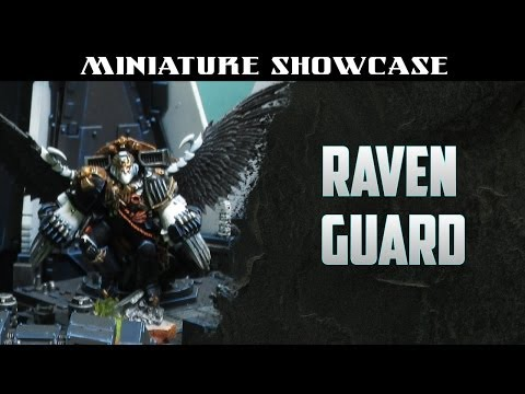 Blog Raven Guard Deployed!