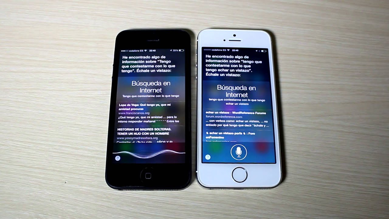 siri not working iphone 5 siri iphone 5s hablando con iphone 5 18018