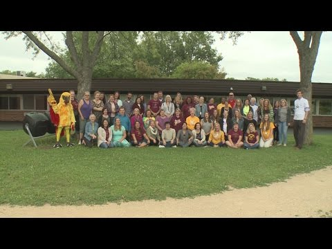 Falk Elementary School Shout Out 09-03-15