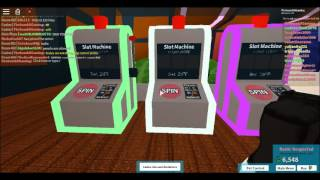 Roblox (THE PLAZA) Part 2 Casino frenzy