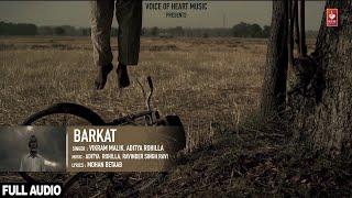 BARKAT ( Audio )  Latest Haryanavi Songs 2017  Vikram Malik, Aditya Rohilla  VOHM