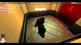 The Normal Elevator - kod do tajnego pomieszczenia [ROBLOX] #1