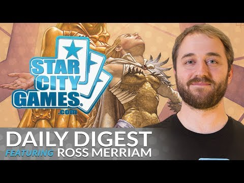 Daily Digest: G/W Worship with Ross Merriam [Modern]