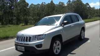 Novo Jeep Compass chega ao Brasil