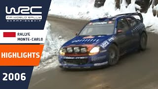 WRC Highlights: Monte Carlo 2006: 52 Minutes