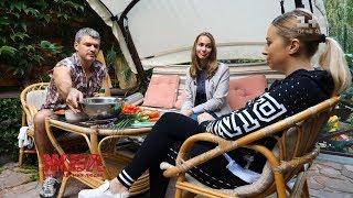 Дві зірки під одним дахом: ЖВЛ у гостях в Арсена Мірзояна і Тоні Матвієнко
