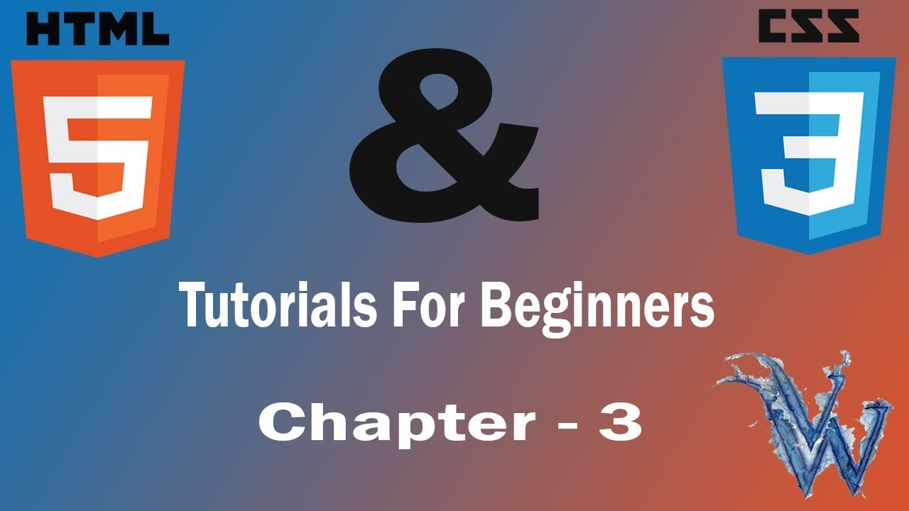 html5 and css3 tutorial for beginners pdf