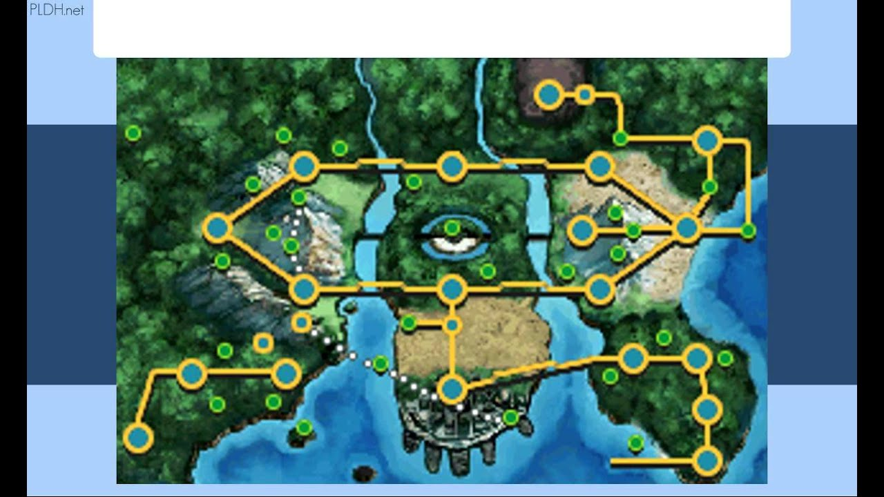 Map of contents pokemon black 2white 2 playthrough jp youtube gumiabroncs Gallery