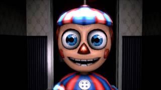 SFM FNAF Balloon boy meets nightmare balloon boy